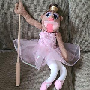 Melissa and Doug Ballerina Hand Puppet